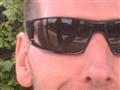 Micha mit Sonnenbrille